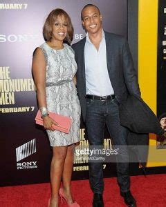 Former Couple William Bumpus Gayle King Married