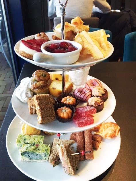 Kitchen Brasserie High Tea Menu by High Tea Brasserie De Passage Rijssen