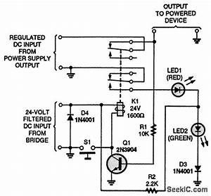 short circuit shutdown circuit power supply circuit With short circuit power