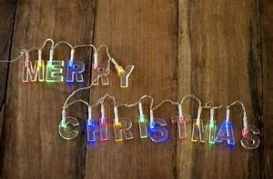 photo of merry christmas garland free christmas images With merry christmas lighted letters