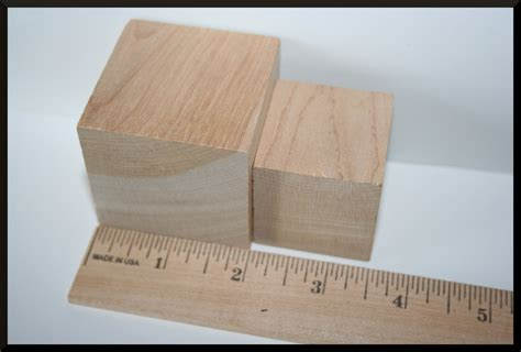 wooden blocks diy wood blocks wood cubes square