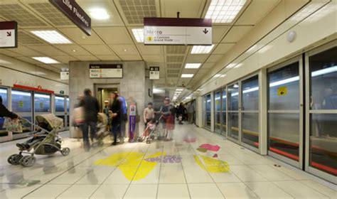 metro port de lille les nouvelles portes pali 232 res visibles 224 gare lille flandres