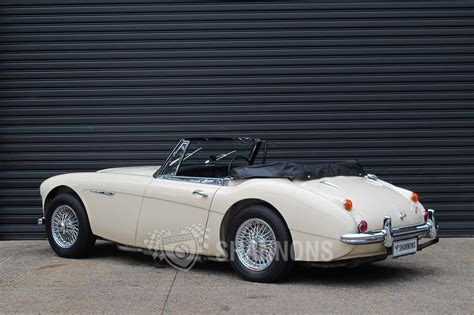 sold austin healey  bj mk convertible auctions