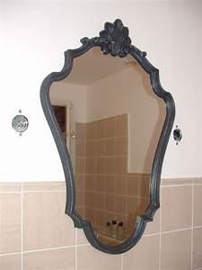 Glace Salle De Bain : glace salle de bains photo de mes bricolages le blog ~ Dailycaller-alerts.com Idées de Décoration