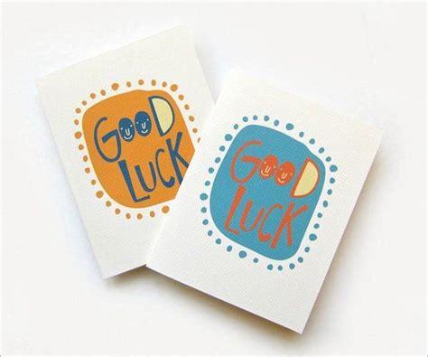 Good Luck Card Template Beautiful 14 Farewell Card