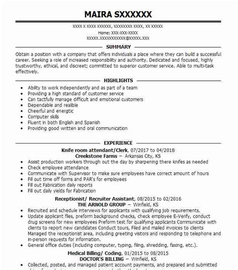 Billing And Coding Resume by Resume Template Billing Resume Sle Diacoblog