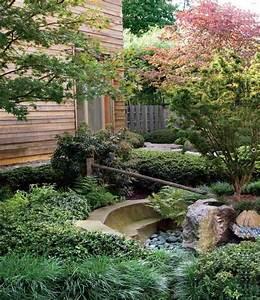 Deco Jardin Japonais : idee deco jardin japonais gallery of charmant idee deco ~ Premium-room.com Idées de Décoration