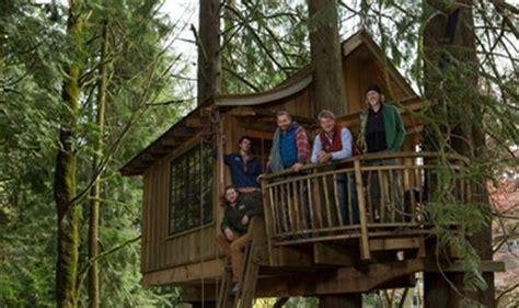 Post Magazine  Reality Tv 'treehouse Masters
