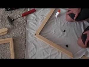Schattenfugenrahmen Selber Machen : tricks in der acrylmalerei 5 schattenfugenrahmen zusammen bauen youtube ~ Eleganceandgraceweddings.com Haus und Dekorationen