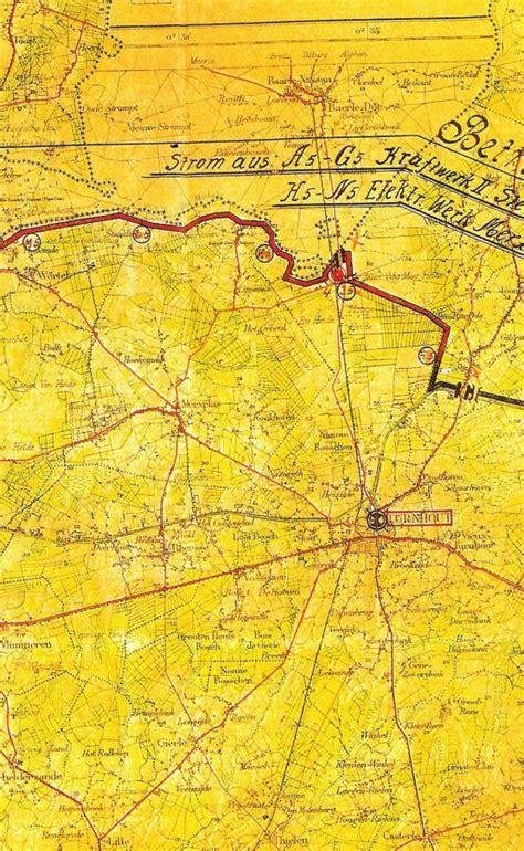 le quot rideau de fer quot entre la belgique et les pays bas 1915 1918 aspects militaires rtbf 14 18