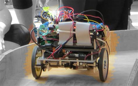 Physics 1c/4bl—electrodynamics, optics, and special relativity/electricity and magnetism laboratory 1. Robots take over in MAE's 5th Annual Design Competition | MAE