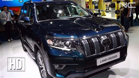 toyota land cruiser prado youtube