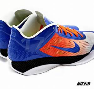 Jeremy Lin's Nike Zoom Hyperfuse Low iD | Sole Collector