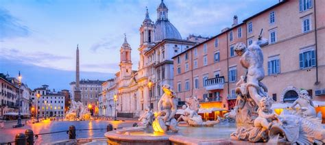 City At Night Wallpaper Rome Italy Magazine