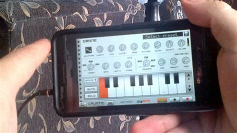caustic demo software para hacer m 250 sica en blackberry z10 y z30 sneak peek