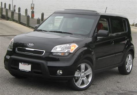Pictures Of A Kia Soul by Kia Soul Black 2