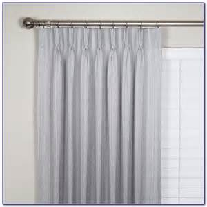 pinch pleat curtains for traverse rod curtain home