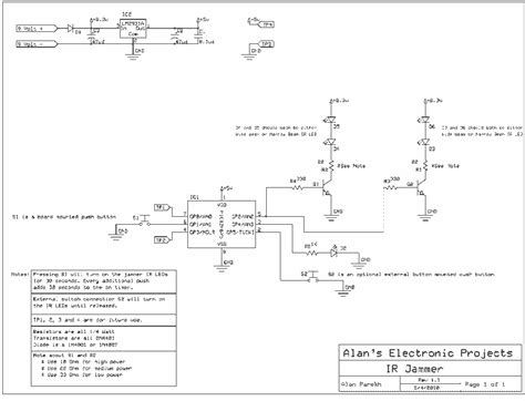 Emp Jammer Schematic Images Frompo