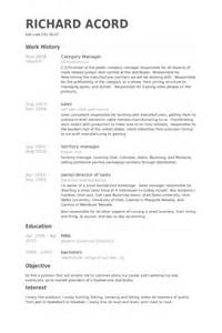 categories of a resume resume sles call center manager ebook database