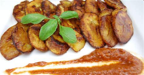 comment cuisiner les bananes plantain alloco recette par tchop afrik 39 a cuisine