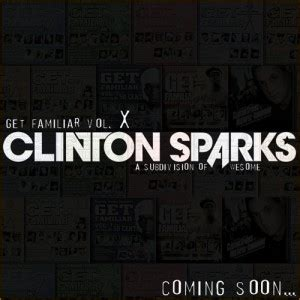 Newest Clinton Sparks Mixtape To Feature Pharrell & Clipse ...