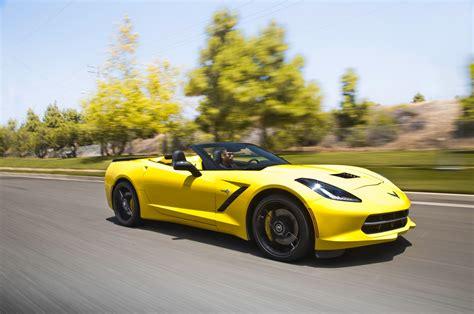 2014 Chevrolet Corvette Stingray Z51 Convertible First Test
