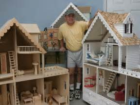 Stunning Dollhouse Floor Plans Ideas by Wooden Doll House Plans Doll Houses At