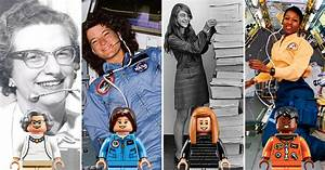 """Meet the Scientists of the """"Women of NASA"""" LEGO Set 