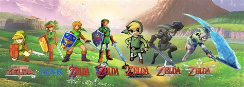 Check Out Our List Of Zelda Games