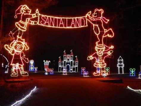 ditmas oark christmaslight displat the 13 best light displays in virginia