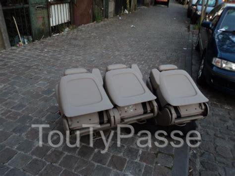 siege viano sieges 2 1 mercedes viano trend luxe 2011 cuir tissue