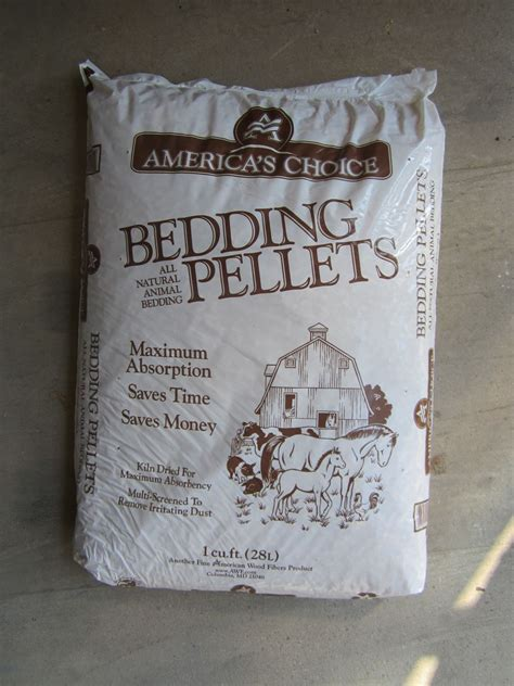 Pelleted Bedding by Animal Bedding Pellets America S Choice J B Feed Hay