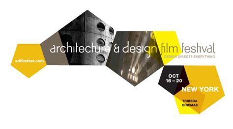 2013 Architecture & Design Film Festival Archdaily