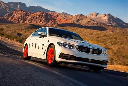 Self Aptiv Driving Ces Developing Company Autonomous