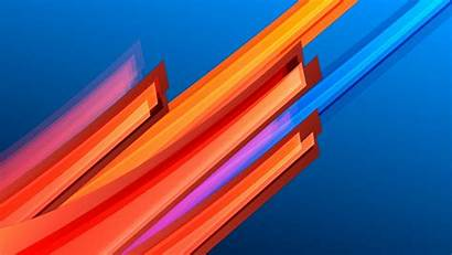 Abstract Background Digital Simple Lines Sky Colorful