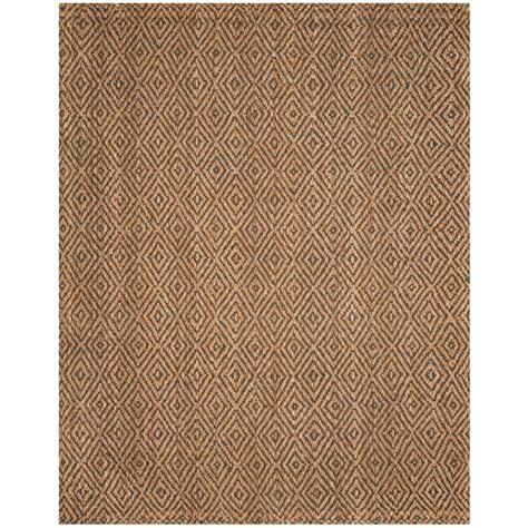 safavieh rugs costco safavieh fiber gray 8 ft x 10 ft area
