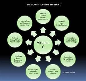 Vitamin C  The Sunshine Vitamin That Regenerates And