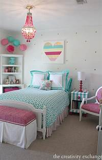 girls room decor Paint Colors in My Home: My Color Strategy