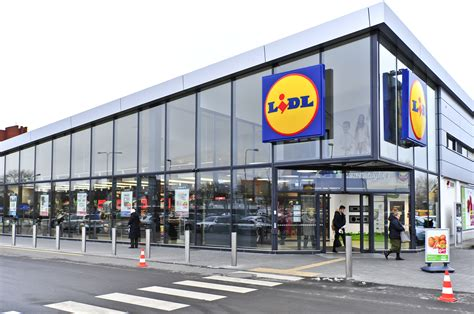 European Discount Supermarket Lidl Comes To Us