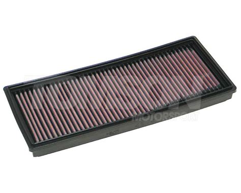 kn   high flow replacement air filter fiat punto