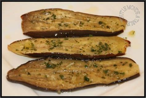 cuisiner les aubergines facile antipasti aubergines marinées à l 39 huile d 39 olive tout