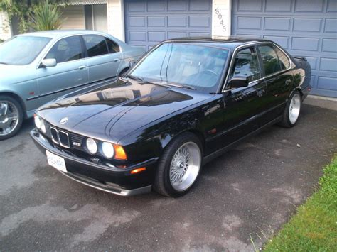 Brock250 1991 Bmw M5 Specs, Photos, Modification Info At