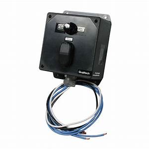 S600872 - Push Button Switch With Speed Control
