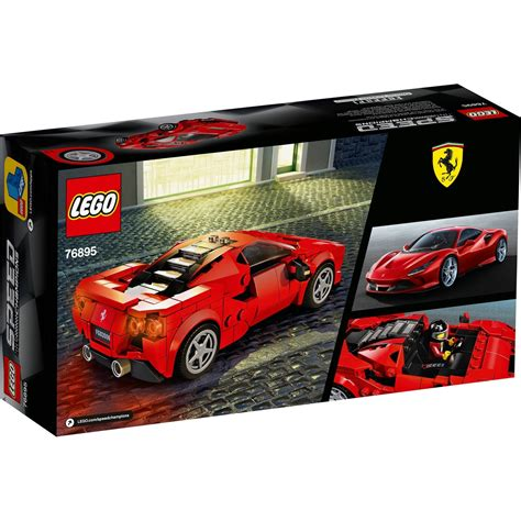 These are the instructions for building the lego speed champions ferrari f8 tributo that was released in 2020. LEGO 76895 - Speed Champions - Ferrari F8 Tributo ...
