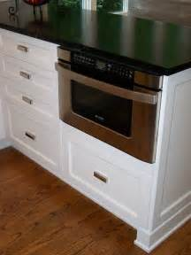 kitchen design microwave placement appliance placement 4512