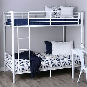 Cheap, White, Bunk, Beds, For, Everyone