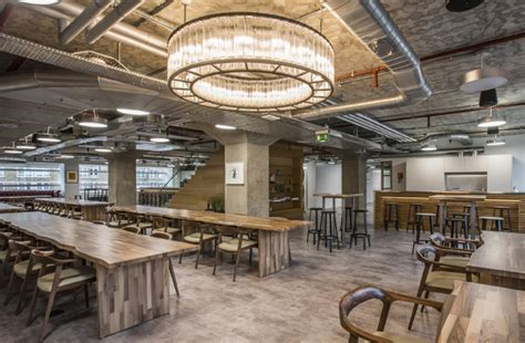 farfetch office  studiofibre london uk