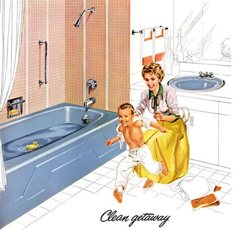 Change Color Of Bathtub by Avente Tile Talk Stuck In The 60s Trends Amp Changes In