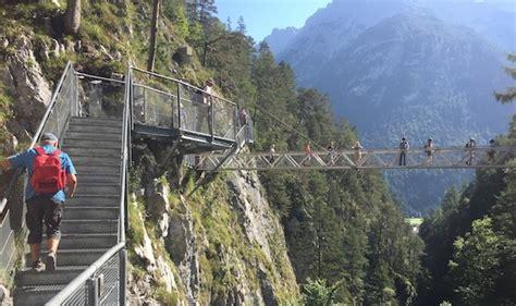 Hiking In Austrias Leutasch Gorge Heather On Her Travels