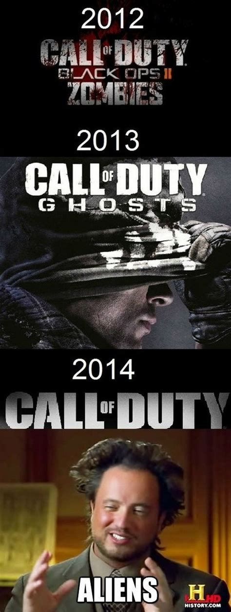 Call Of Duty Meme - call of duty 17 pics